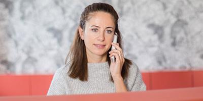 Adriana Mitu - Assistentin Praxis Dr. Monica Chiperi, München Lehel